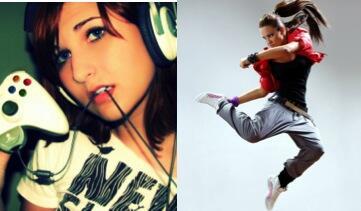 Antara Cewek Gamer dan Dancer, Mana yang Agan-Agan Pilih?