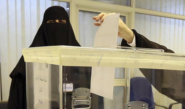 18 Perempuan Saudi Menangkan Pemilu Lokal