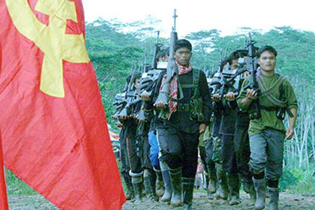 Pemberontak komunis sergap konvoi militer Filipina
