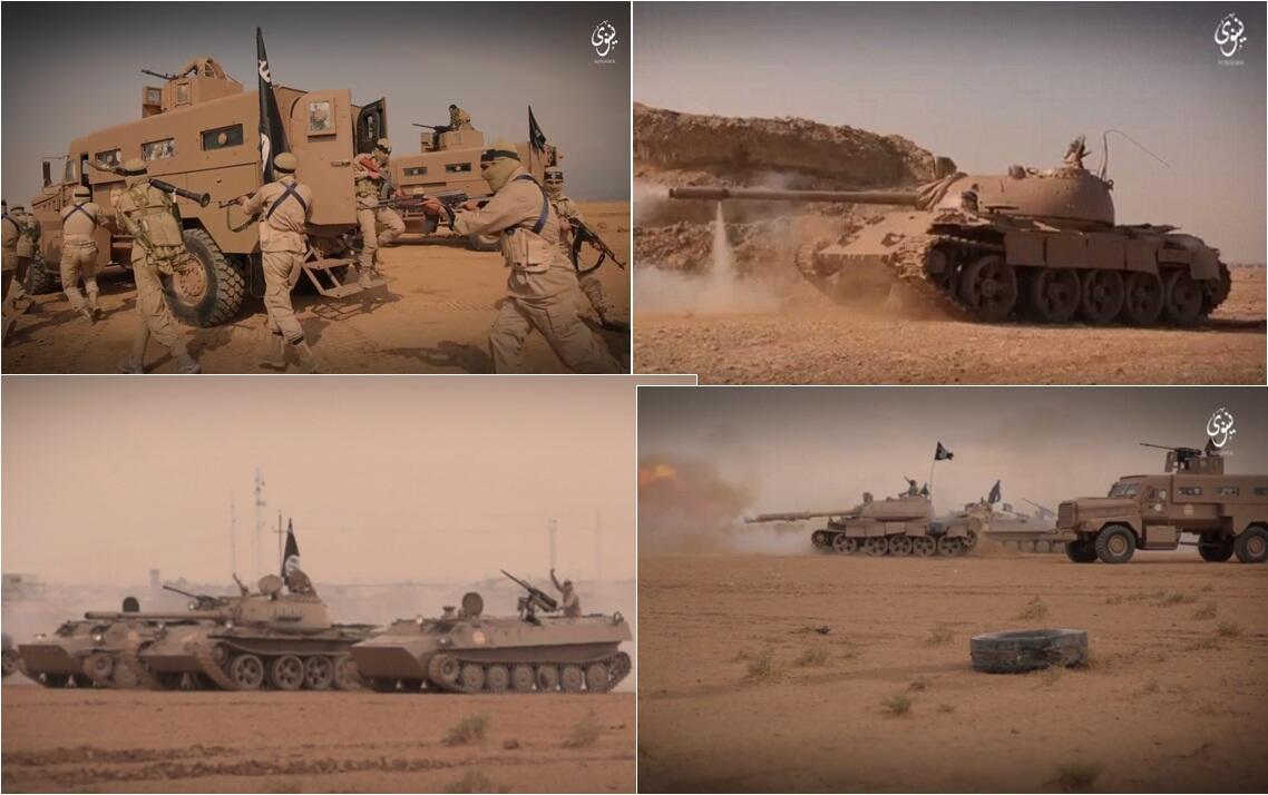 """VIDEO BARU: """"Perjumpaan di Dabiq"""", IS/ISIS Pamerkan Kekuatan Militer"""