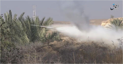 Video Perlihatkan Pertempuran Sengit IS/ISIS di Anbar (23 Des 2015)