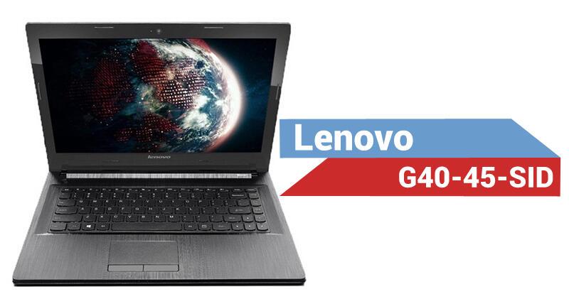 Lenovo IdeaPad G40 45 SID Laptop Gaming Murah Harga Dari