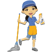 Perbandingan GoMaid dengan Cleaning Service Bulanan