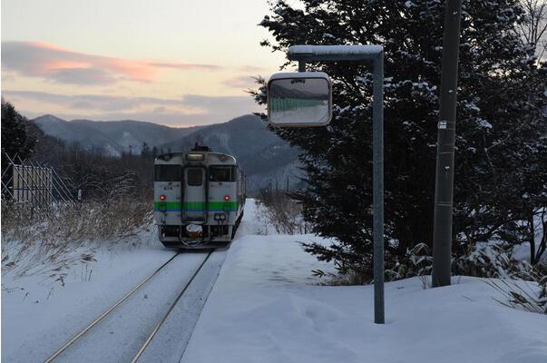 Jepang aktifkan kembali stasiun kereta yang telah tutup hanya untuk 1 penumpang saja.