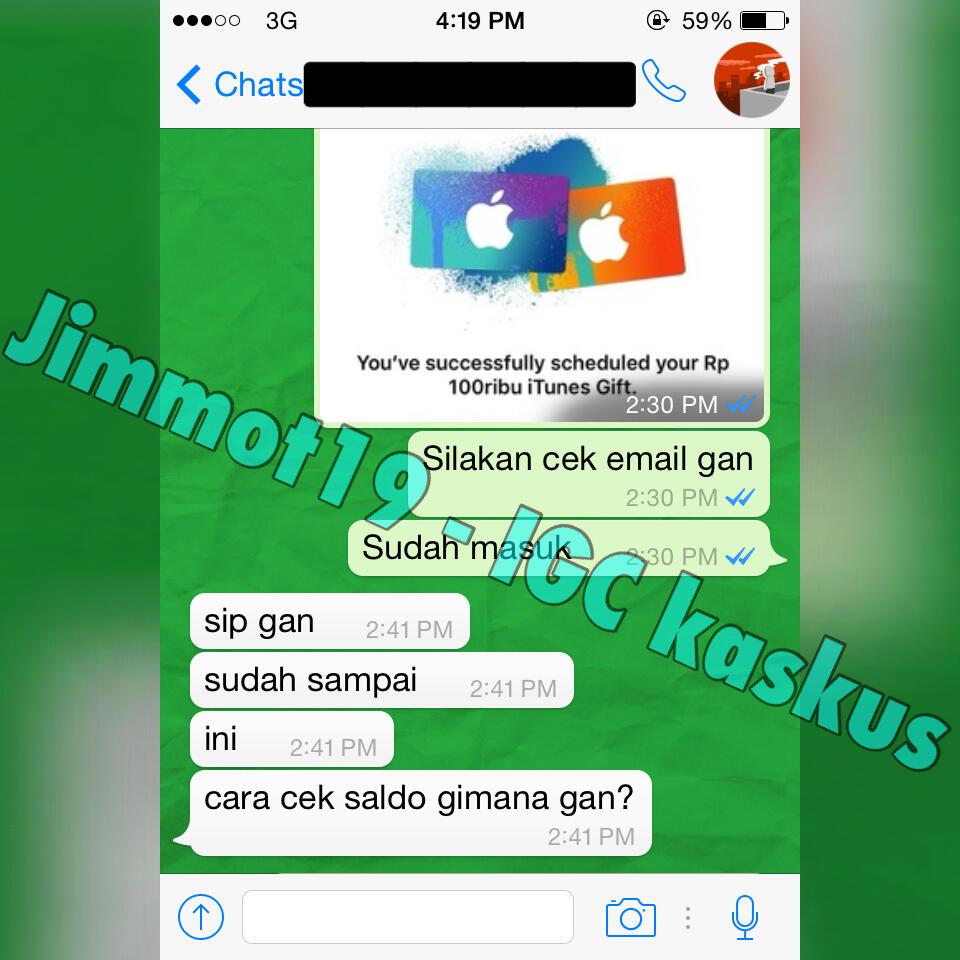 Terjual Jasa Pembelian Lagu Album App Game Itunes Store Indonesia Gift Card Rp 150000