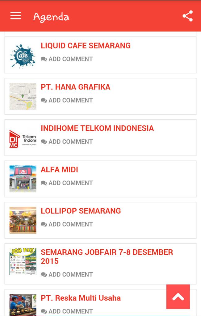 SEMAKER (Lowongan Kerja Semarang dan sekitarnya) - Download Aplikasinya
