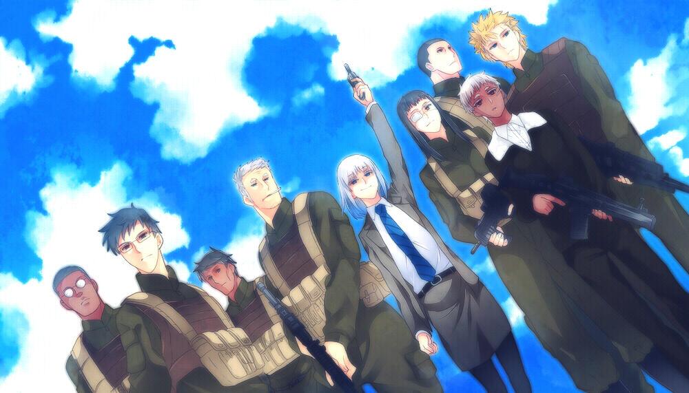 Anime dengan ending paling gantung menurut agan?
