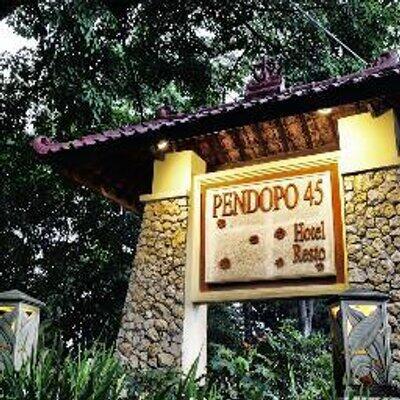 Hotel dan Restoran Pendopo 45 membutuhkan segera SDM