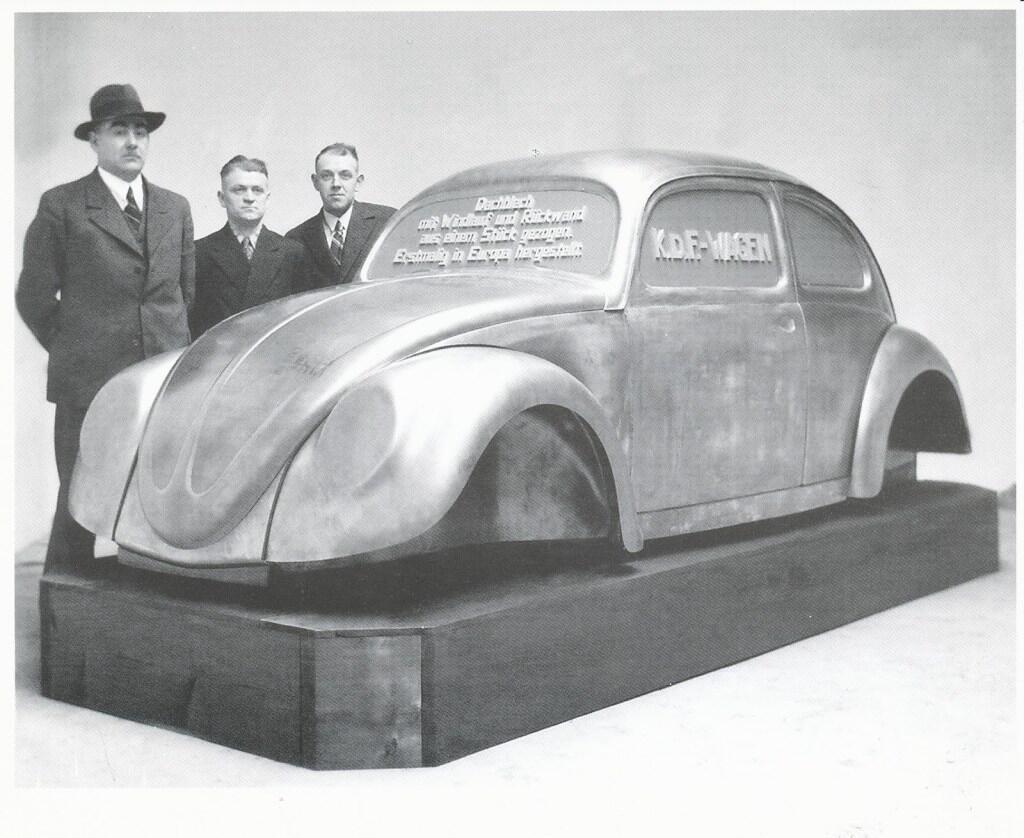Fakta dan Sejarah VW 'Kodok' Si Mobil Unik