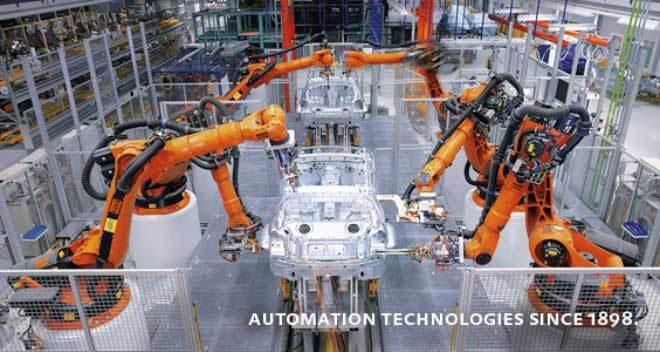 Mengenal Robot Industri yang membantu produksi