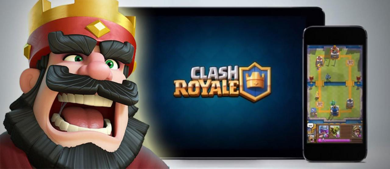 [iOS / Android] Clash Royale Lounge Official Thread - Part 1