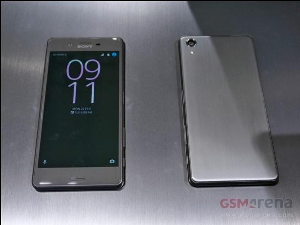(Waiting Lounge) meet the new xperia X family from SONY
