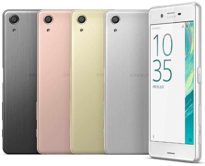 Terbaru - Sony mengeluarkan ponsel seri Xperia X pengganti seri Xperia Z