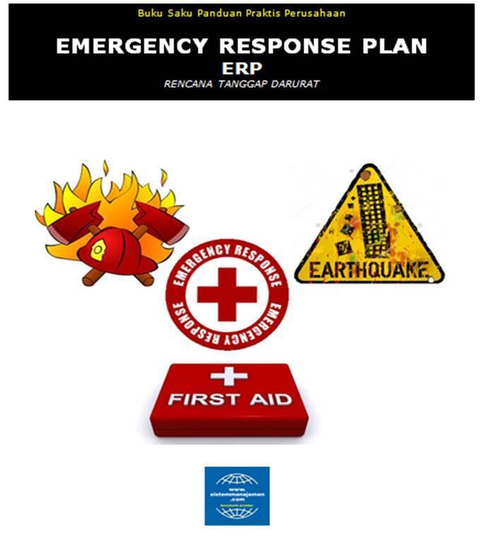 Buku Saku Panduan Praktis Emergency Response Plan (ERP