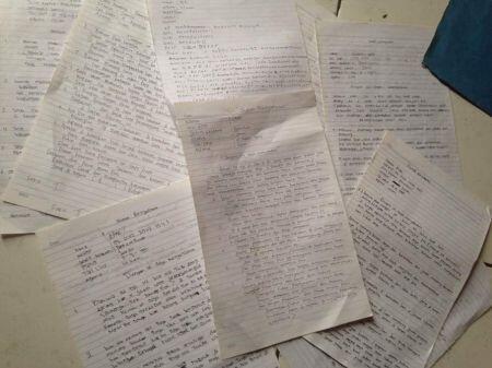 Surat Perjanjian Kontrak Kerja Menjadi Psk Diatas Materai Dan