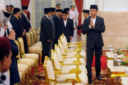Presiden: Menteri Jangan Ribut