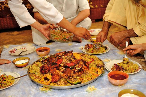 Jamuan Makan Orang Arab