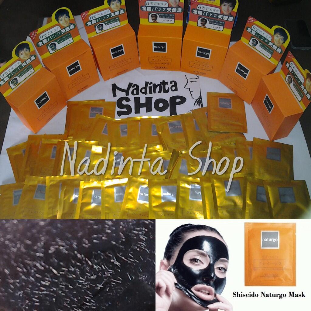 Naturgo Numpang Promosi Kaskus Shisedo Maskmasker Lumpur Manfaat Masker