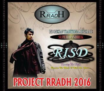 "Peluang Investasi ""Proyek Peluncuran Mini Album ""KARAKTER RAD : TRILOGY"" 2016"""