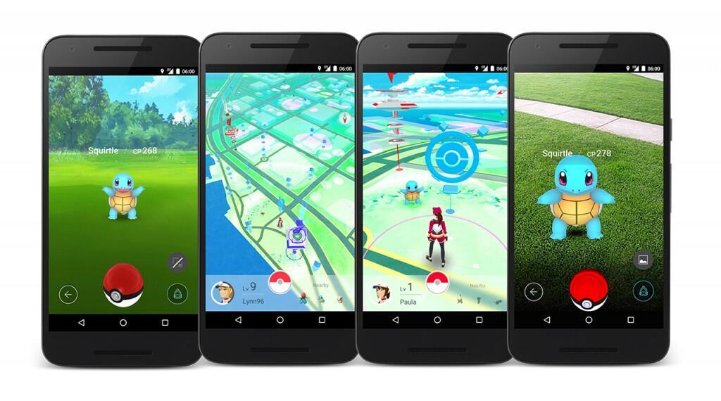 Pokemon Go Sudah Sampai Tahap Beta Test! Indonesia kapan?