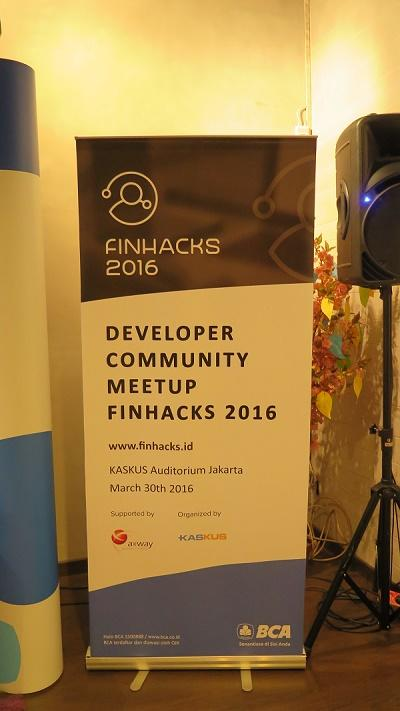 FR - Community Meetup : Diskusi Bareng Mimin Untuk Persiapan Finhacks 2016