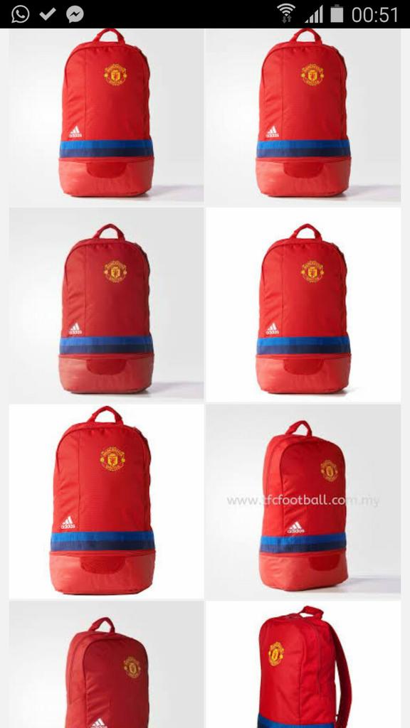 df59403c6c8e Terjual Adidas original Tas Backpack 3foil BNWT