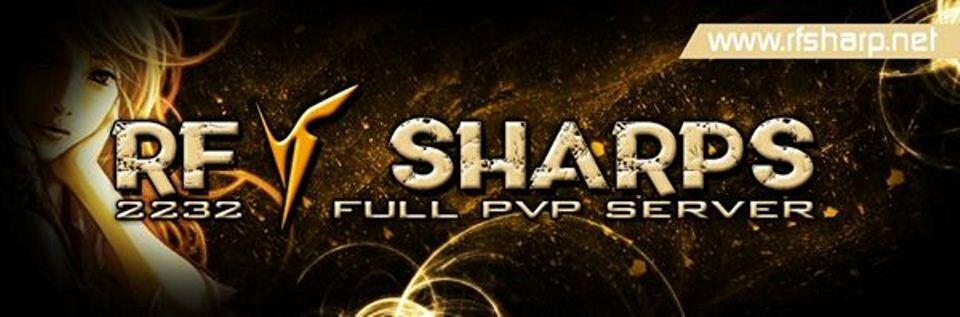 RF SHARPS FULL PVP (RF ONLINE PRIVATE SERVER)