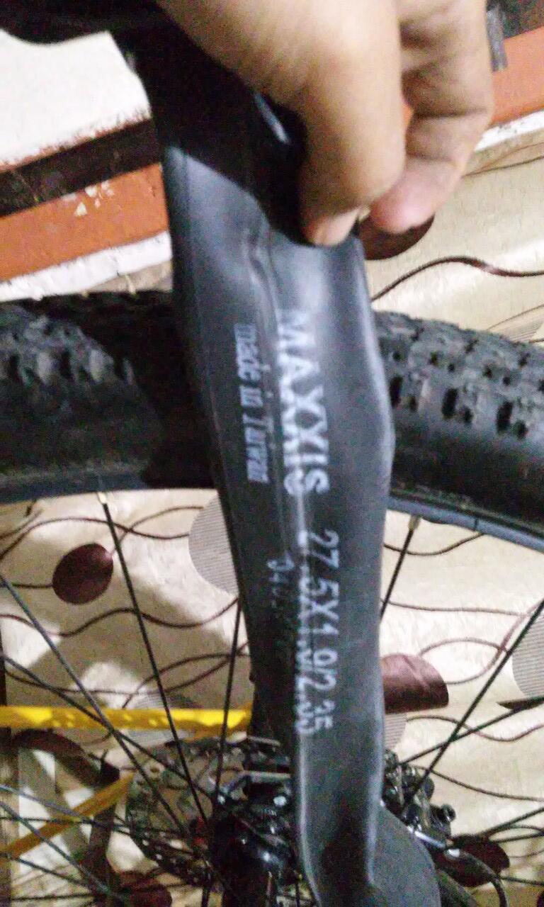 Ban Untuk Offroad Mtb Tires Page 42 Kaskus Luar Maxxis Crossmark 26210 Gan