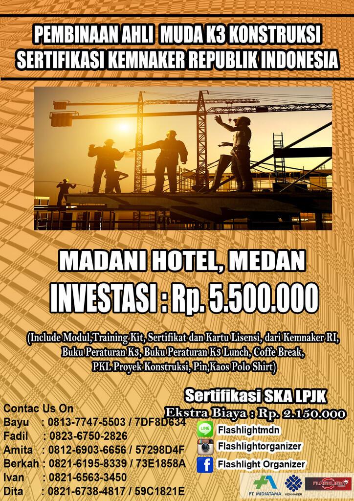INFO PJK3 Medan
