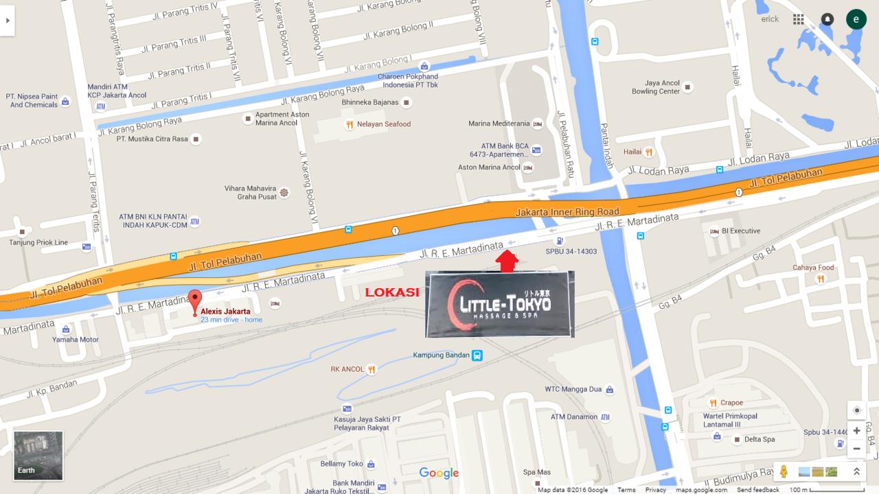 [ALLNEW] Little Tokyo Cafe, massage & spa - Jakarta utara - Alexis Ancol
