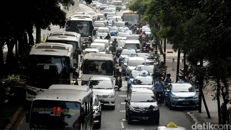 Ahok: 4 in 1 itu Ngaco, Bukan Solusi Atasi Kemacetan