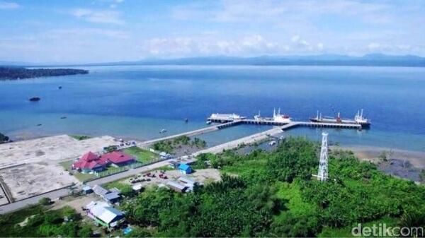 Pelabuhan Wasior Papua, Tol Laut di Indonesia Timur