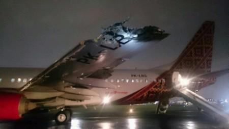 Ini Gambaran di Dalam Pesawat Batik Air Saat Bertabrakan