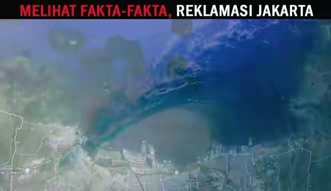 Melihat Fakta-fakta Reklamasi Pantai Jakarta