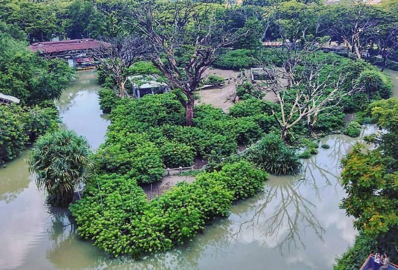6 Tempat Wisata Surabaya yang Cucok Buat Ngadem