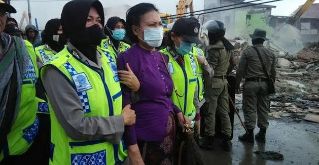 Ratna Sarumpaet diciduk Polisi, dianggap Provokator