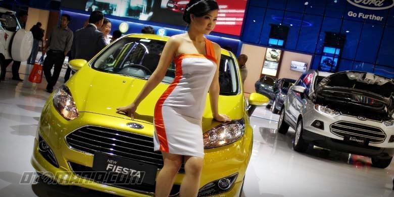 Ford Indonesia Sementara Tunda Tutup