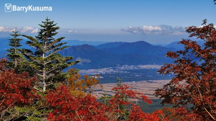 Fuji Subaru Line 5th Station, Jalur Pendakian Gunung Fuji.