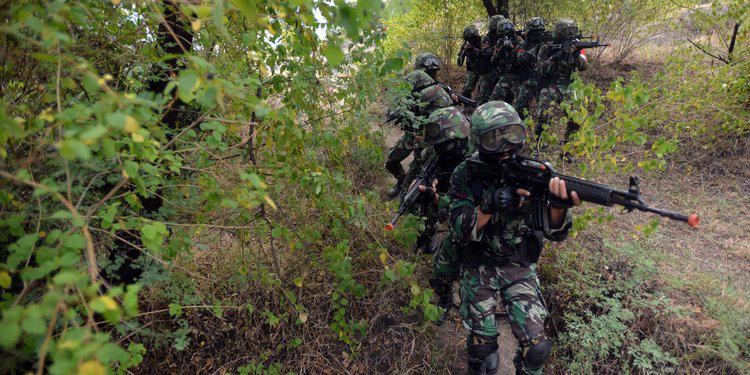 Tentara Filipina tewas, pasukan gabungan TNI di Tarakan siaga 1