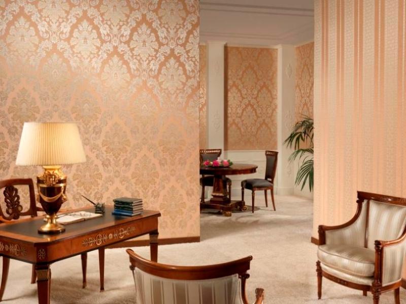 3 Desain Wallpaper untuk Ruang Tamu yang Unik dan Mewah