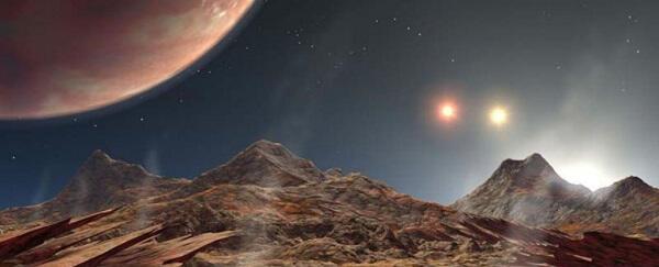 [HOT]Planet dengan 3 Matahari Telah Ditemukan