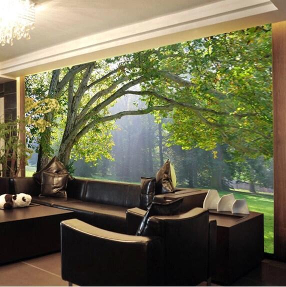 Wallpaper 3 dimensi yang sangat unik kaskus for 3d wallpaper for living room in dubai