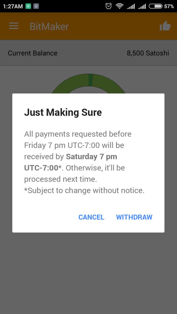 BitMaker : Aplikasi Android Penghasil Bitcoin