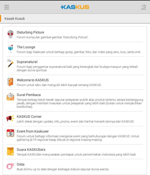 [INSTALL GAN] Ini Kelebihan Menggunakan Aplikasi Kaskus Mobile