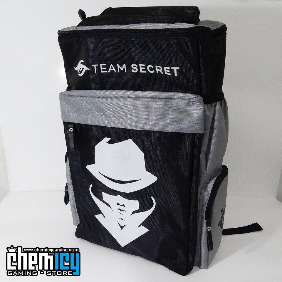 Terjual Chemicy Gaming Bag Backpack Premium Hd Steelseries Tas Old Orange Evil Geniuses Navi
