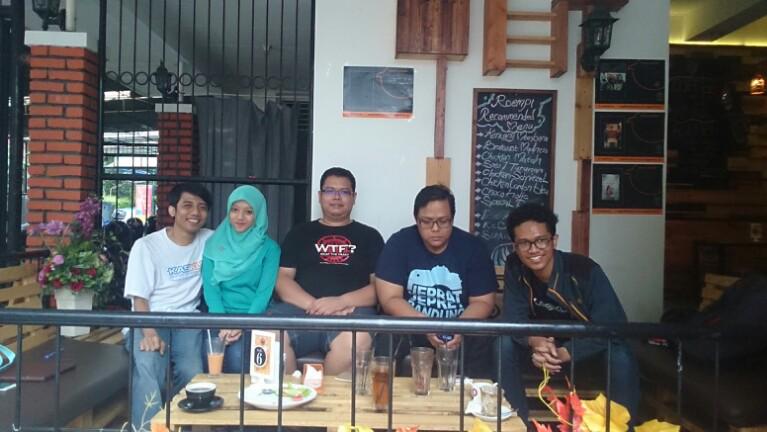 [OFFICIAL THREAD] Bandung English Club // Follow @BDGEnglishClub