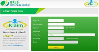 Pencairan JHT BPJS Ketenagakerjaan Secara Online
