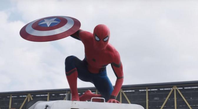 7 Hal baru dalam spiderman terbaru 2017 homecoming
