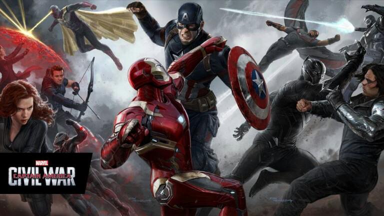 Captain America Civil War: Bersatu Kita Teguh, Bercerai Kita Runtuh