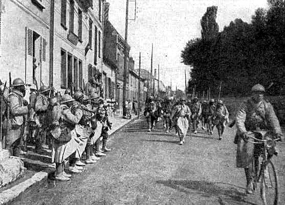 Foto-foto Langka Perang Dunia I